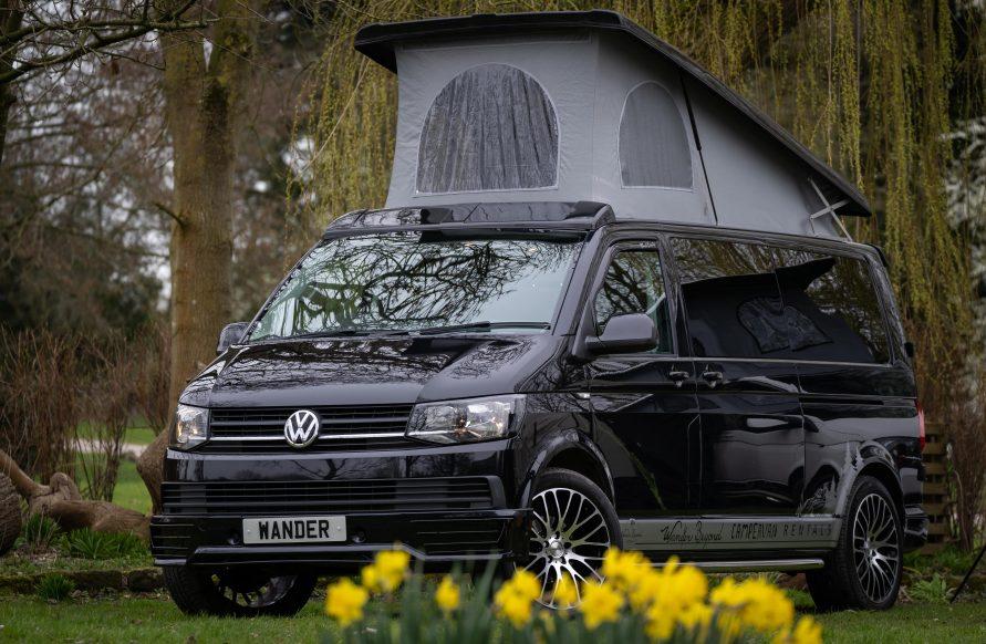 Upgrade Campervan – 4/5 Berth VW T6 TRENDLINE Camper LWB