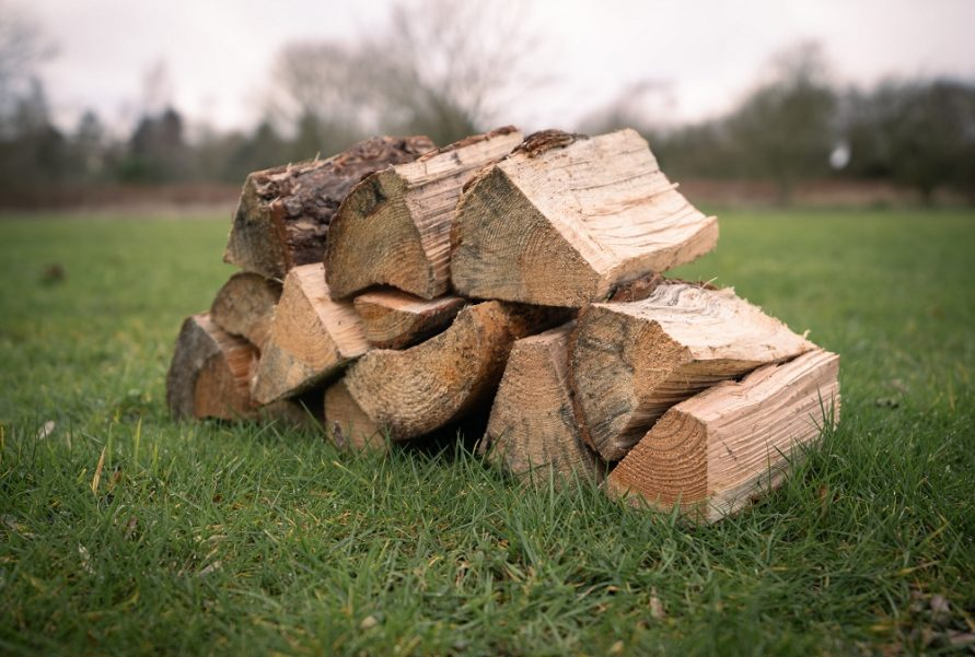Fire wood pack