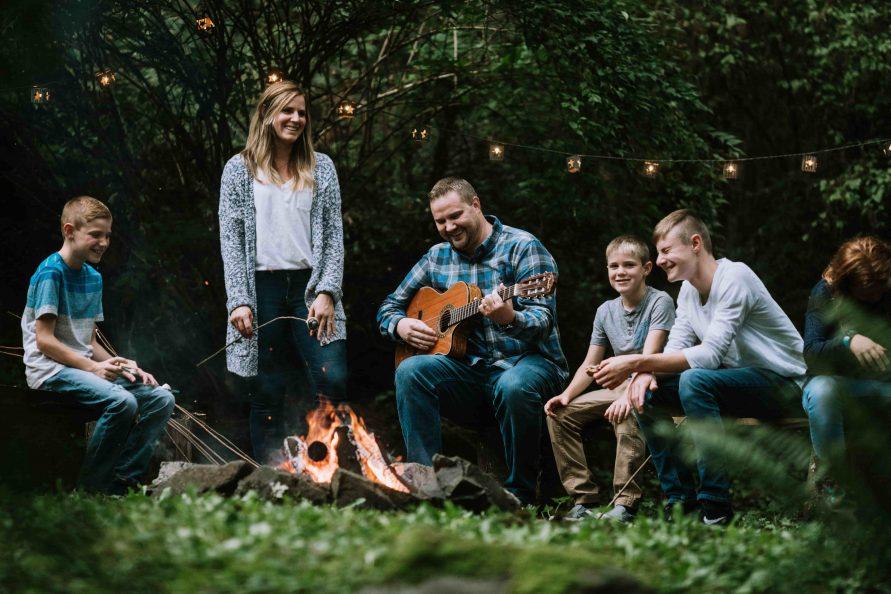 Family Campervan Adventure